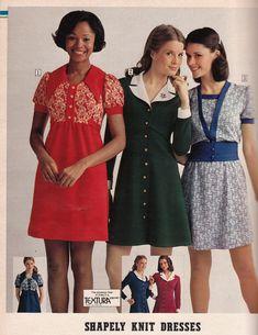 Vintage Fashion All sizes 1974 Fashion, 60s And 70s Fashion, Seventies Fashion, Teen Fashion, Retro Fashion, Vintage Fashion, Womens Fashion, Cheap Fashion, Hippie Fashion