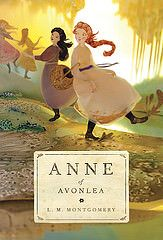 Anne of Avonlea (Anne of Green Gables Book Anne Of Windy Poplars, Anne Of The Island, Anne Of Avonlea, Lm Montgomery, Freckle Face, Anne Shirley, Penguin Random House, Large Prints, Place Card Holders