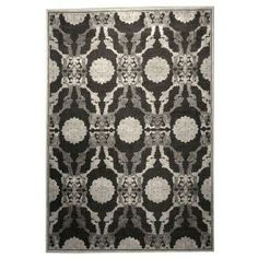 iCustomRug Amadeus Steel 4 ft. 2 in. x 6 ft. Area Rug-AMA4X6ST at The Home Depot $159