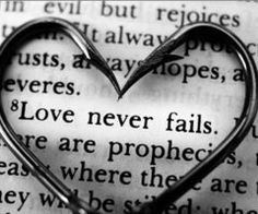 Take a picture of my bible with a heart or our wedding rings (or fish hooks). Photoshop it and then frame it.