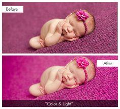 Dreamy Baby Collection for Lightroom 3 & 4 Presets for Lightroom!