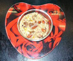 Rezept: Asure - Noah's Süßigkeit: Eine türkische süße Suppe