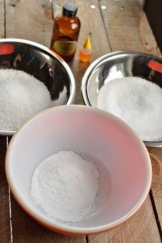 Bath Salts Recipe: DIY Wedding Shower Favors