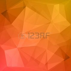 nature pattern: Abstract red and orange background