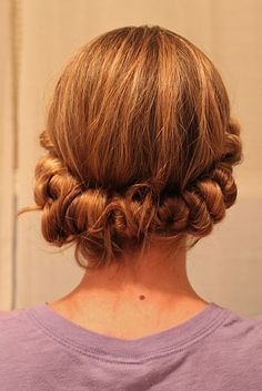 Almost no heat curls!