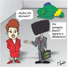 ALIENAÇÃO DO BRASIL  !