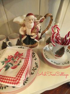 Ash Tree Cottage: Have Yourself a Cozy Little Christmas