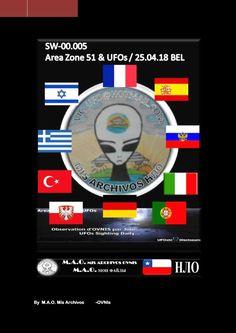 Bbltk-m.a.o. Sw-00.005 2015.04.02 Bel - Area Zona 51 & Ufos - Muliidiomas