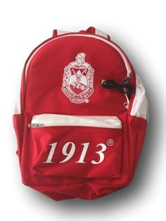 Our USB Port Backpacks are equipped with: - A USB charging port for on-the-go power to your mobile devices and/or laptop computers (powerbanks not included)) - A headphone port - Extra-padded back and shoulder strap support - An inside pouch for laptop computers and/or paperwork - An inside zipper Delta Sigma Theta Gifts, Kappa Alpha Psi Fraternity, Alpha Kappa Alpha, Delta Girl, Sorority Life, Day Plan, Laptop Computers, Zipper Pouch, Diva