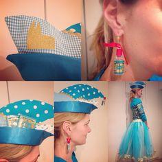 4711 Kölnisch Wasser Kostüm / costume / Cologne
