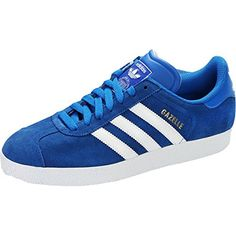 Adidas Originals Gazelle 2 Mens Trainers (7 UK, Blue) adidas http:/