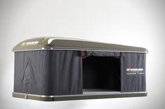 Maggiolina Carbon Fiber Roof Top Camper Tent ...