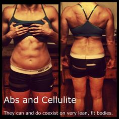 cellulite, body issues, body image, athletes and cellulite, crossfit cellulite
