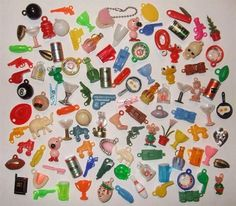 charms...little treasures
