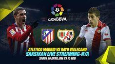 Atletico Madrid vs Rayo Vallecano Live Streaming 30 April-2016 -  http://www.football5star.com/highlight/atletico-madrid-vs-rayo-vallecano-live-streaming-30-april-2016/