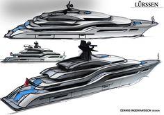 Dennis Ingemansson - Superyacht Design - Luxury Yacht Stylist