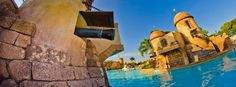 Caribbean Beach Resort - I've definitely stayed at this Disney Resort more than any other.  I love this place!  The linked gallery takes you to a gallery full of facebook cover ready photos.