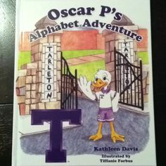 Tarleton State University Children's Book!  Need this for all the children in my life.