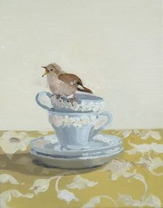 "Susan Homer - ""And another thing.  You never put things in the dishwasher, do you?""  Not that cup and saucer anyway."