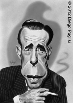 Humphrey DeForest Bogart was an American screen actor whose performances in such iconic 1940s film noirs as The Maltese Falcon, Casablanca, and The Big Sleep, earned him the legacy of cultural icon. In 1999, the American Film Institute ranked Bogart as the greatest male star in the history of American cinema. Over his career he received three Academy Award nominations for Best Actor, winning one. Lived: Dec 25, 1899 - Jan 14, 1957 (age 57).