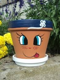 Image result for personnage en pot de terre cuite