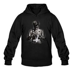 Man's Justin Bieber Album Sorry Poster Hoodies Black ** Want to know more, click on the image.