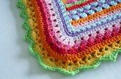 Met veel plezier begon ik een paar weken geleden aan de Crochet Along deken. Ik kwam er al snel achter dat niet iedereen op de facebookgroep er blij mee was dat ik al was begonnen met de deken maar…