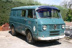 1967 ALFA ROMEO F12 Used to be my schoolbus.