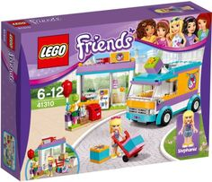 LEGO Friends Heartlake Gift Delivery NEW 2017 in the LEGO Sets category was listed for on 9 Jun at by WantitBuyit in Nelspruit Lego 4, Buy Lego, Lego Friends Elves, Lego Friends Sets, Friends 2017, Lego Castle, Lego Girls, Toys For Girls, Lego Creator