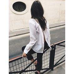 The Best Instagrams of French Fashion Girls   POPSUGAR Fashion UK