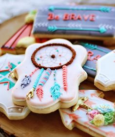 Tribal Affair ~ brave cookie collection