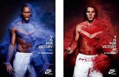 Nike – V Is For Victory, rankin