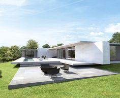 Modern house by a2-Sb