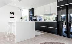 keittio-mustavalkoinen-koti