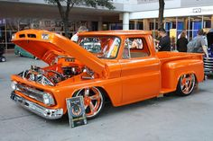 Early 60's Gator style Truck!