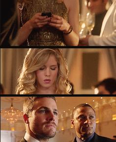 I Can't wait for the moment when Oliver falls in love with Falicity.  ^ don't you mean realizes he loves her?