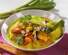 Unser beliebtes Rezept für Thai-Hähnchencurry und mehr als 55.000 weitere kostenlose Rezepte auf LECKER.de.