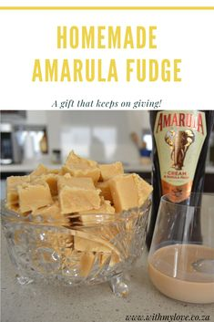 Foodies of SA shared an amazing fudge recipe that is so easy and so tasty!
