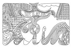 Enjoy Your FREE Coloring Page Cokesburyvbscom Surf