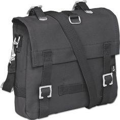 Canvastaschen - Tasche / Rohling zum Pimpen/Verzieren, anthrazit - ein Designerstück von Goldfisch17 bei DaWanda