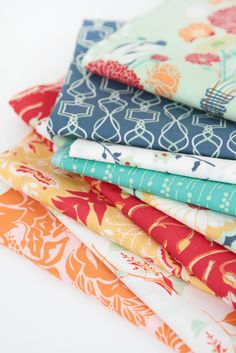 Reminisce Fabric Bundle