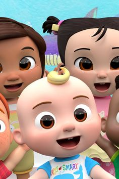 Netflix Orders New CoComelon and Little Baby Bum Series Family Movies, New Shows, Nursery Rhymes, Little Babies, Netflix, Preschool, Seasons, Tv, Baby