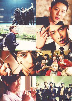 JYJ DBSK TVXQ Tohoshinki JYJ ot5 Jung U-know Yunho Park Micky Yoochun Kim Hero Jaejoong Shim Max Changmin Kim Xiah Junsu kpop k-pop Korea