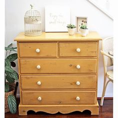 I've wanted to use this colour for so long and have been waiting for the right piece to come along - I think #anniesloanchalkpaint Arles suits this beautiful chest of drawers perfectly. With loads of character, this will make the perfect statement piece {$315} Local pick only #brisbane #qld #paintedfurniture #restoredfurniture #furniturerestoration #vintage #chestofdrawers #ascp #recycledfinds #womenwhodiy #drawers #furniture #interiors #sustainable
