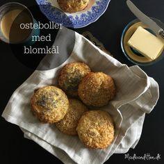 LCHF-osteboller med skjult blomkål --> Madbanditten.dk