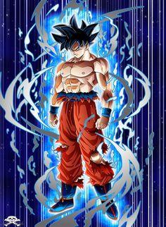 [A Surging New Power] Ultra Instinct Goku/Dragon Ball Z: Dokkan Battle Dragon Ball Gt, Super Goku, Goku Ultra Instinct, Dragonball Wallpaper, Savage Pics, Dbz Vegeta, Rapper Art, Tattoos, Funny Fitness