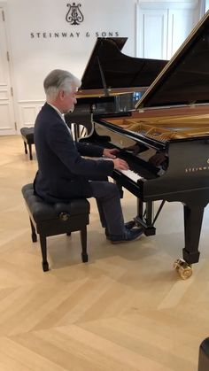 Whether you want to buy, sell or restore Steinway Pianos in NJ or NY contact B Natural Pianos. Visit us today for savings on premium used Steinway pianos. The Piano, Best Piano, Music Chords, Acoustic Music, Piano Songs, Piano Sheet Music, Cool Music Videos, Good Music, Steinway Grand Piano