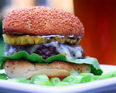 Kristina Wiley sets out to create the perfect hamburger in honor of her favorite tv-show.