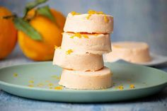 Here are the best 3 ingredient Weight Watchers Orange Creamsicles. Are you looking for a no bake Weight Watchers desserts recipe? Jello Recipes, Ww Recipes, Healthy Dessert Recipes, Low Carb Recipes, Snack Recipes, Keto Snacks, Diabetic Desserts, Keto Foods, Ketogenic Recipes