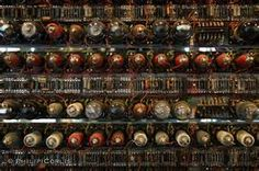 bletchley park - Bombe- Turing's creation